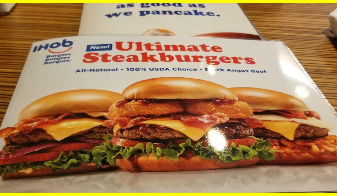 Did IHOP's #IHOb Burger Campaign Increase Burger Sales?