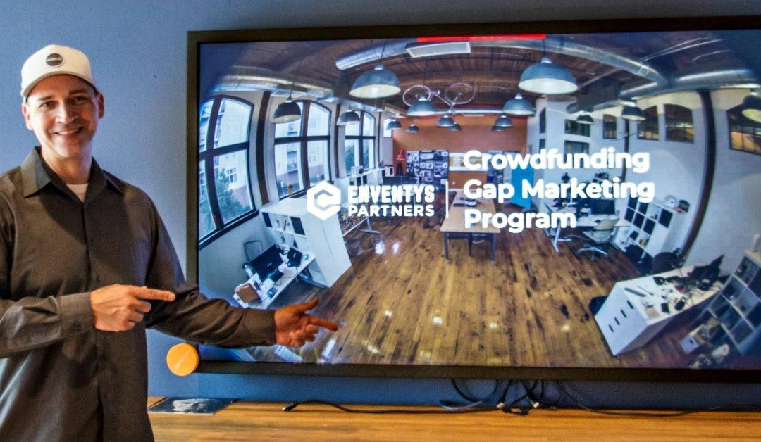 Crowdfunding Gap Marketing Program Now Available