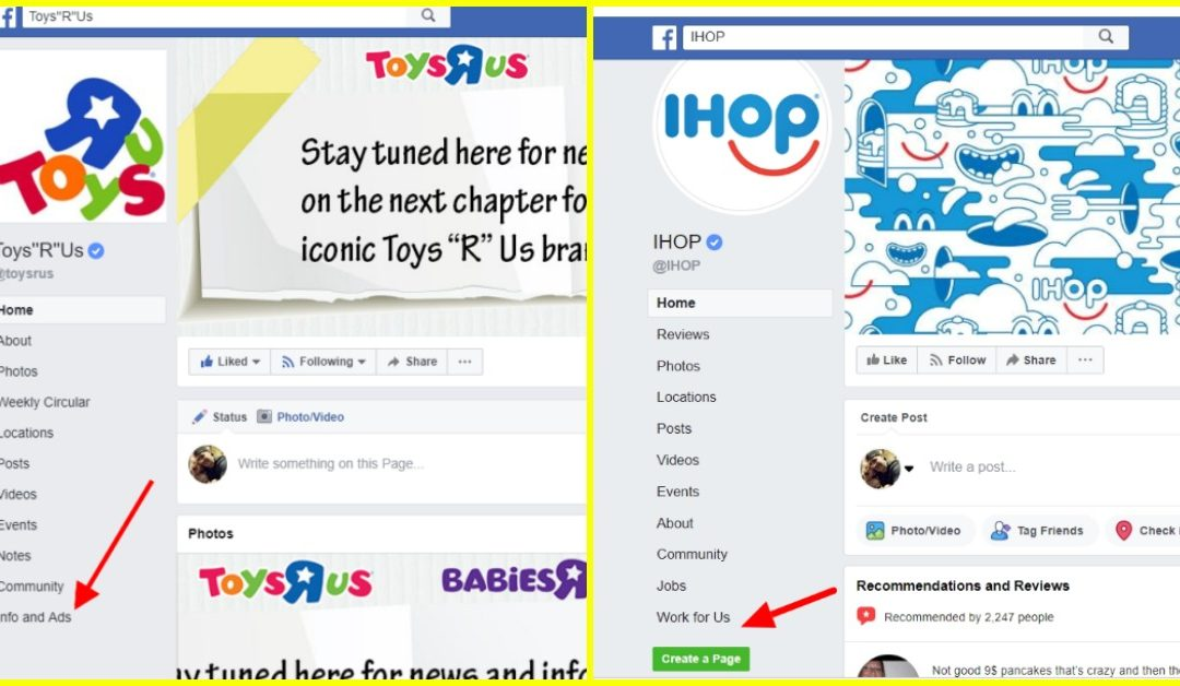 Facebook Info and Ads Tab Removed, but Your Ads are Still Open to Competitors